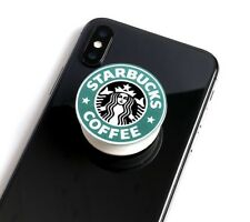 Support telephone+ iPhone 6 7 8 /marvel/accesoire/Starbuck /pop Sucket