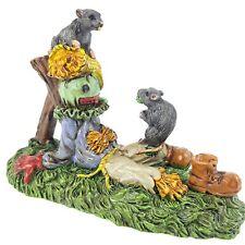 Dept 56 Halloween Village Creepy Creature Rats w/ Scarecrow Body 4038896 New