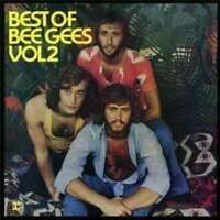 Best Of The Bee Gees Vol 2 - Bee Gees CD Sealed ! New !