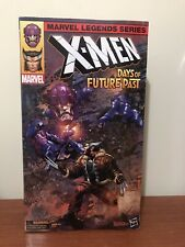 Marvel Legends Series X-Men Electronic Sentinel And Wolverine Figure