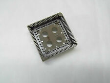Lot de 4 - support PLCC 84pts 84 points PLCC84 Augat PCS-084A-1 traversant