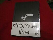"DVD DIGIBOOK NEUF ""STROMAE - RACINE CARREE, LIVE"" concert"