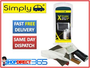 SIMPLY XTREME RADIATOR & FUEL TANK REPAIR KIT Petrol Diesel Leak Fix Seal XFTR1