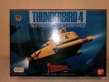 Bandai Thunderbirds Thunderbird 4 Plastics Model Kit New In Box