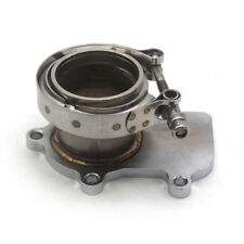 3 inch Downpipe Turbo Flange V-band Kit For Cummins Holset WH1C HX35 HX35W HX40