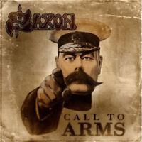 "Saxon : Call to Arms Vinyl 12"" Album (2011) ***NEW*** FREE Shipping, Save £s"