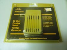 50 Watt Foreign Travel Voltage Converter - RadioShack 273-1401