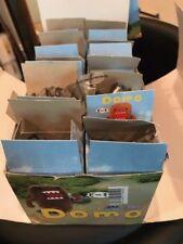 Domo Qee Series 2 9 figure starter set! 2 inch toy!  Darkhorse 1/60  9 DOMO Lot!