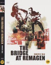 The Bridge at Remagen (1969) George Segal / Robert Vaughn DVD NEW *FAST SHIPPING