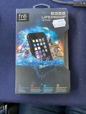 LifeProof Fre Case for iPhone 6 - Black NEW