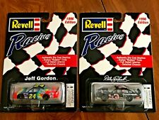 JEFF GORDON #24 DUPONT & DALE EARNHARDT #3 GOODWRENCH REVELL 1996 EDITION