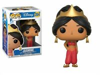 "DISNEY ALADDIN  JASMINE 3.75"" POP VINYL FIGURE FUNKO NEW 354 UK SELLER"