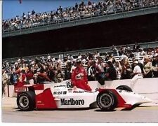 Helio Castroneves 2001 Indy 500 8 X 10 Photo