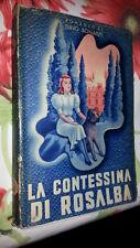 COLLANA FIORDALISO-DINO BONAIUTI- LA CONTESSINA DI ROSALBA - SAN PAOLO-1944 -N07