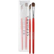 NEW SEPHORA COLLECTION Cat Eye Brush Duo / Cat Eye Brush Set New In Box