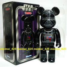 Bearbrick Medicom 2010 Star Wars x Stussy Darth Vader 400% Be@rbrick Limited