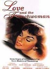 LOVE AND THE FRENCHWOMAN MARTIN LAMBERT DANY ROBIN CLASSIC NEW DVD