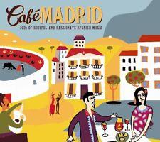 CAFÉ MADRID - LOLA FLORES, SARA MONTIEL, GLORIA LASSO -  2 CD NEU