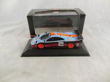 Minichamps 530 174339 McLaren F1 GTR  Le Mans 1997 #39 Gulf Davidoff Bellm