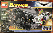 Lego BATMAN 7888 The Tumbler Jokers Ice Cream Surprise NEW Sealed Bags Rare Read