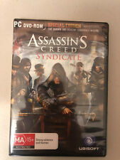 PC Assassin's Creed Syndicate Special Edition AU VERSION SEALED