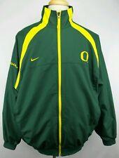 Vintage Nike NCAA Oregon Ducks Full Zip Jacket Size Adult Large L