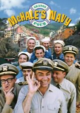 MCHALE'S NAVY SEASON 4 New Sealed 5 DVD 30 Episodes