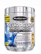 MuscleTech Pro Series Neurocore Pre-Workout Icy Blue Raspberry, 8.99 oz