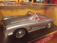 Ertl 1:18 1962 Chevrolet Corvette Convertible Item 36833