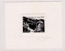 MALI 2009 RUSSIA SPACE GAGARIN & GALILEO SIGNED ARTIST PROOF APOLLO SOYUZ 1500F
