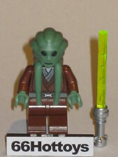 LEGO STAR WARS 8088 Kit Fisto Minifigure New