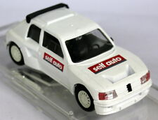 Vitesse 1/43 Scale - Peugeot 205 T16 White Self Auto Diecast Model Car