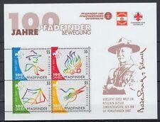 Autriche Austria 2007 ** bl.36 scout scouts orent Baden-powell [sr607]