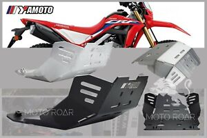 Honda CRF300L Engine Guard Skid Plate Aluminium 5mm