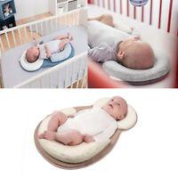 Baby Crib Travel Folding Safe Portable Infant Multifunction Bed Newborn Care K