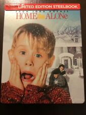 Home Alone (BLU-RAY, DVD) Limited Edition STEELBOOK A19