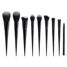 The professional powder/blush/highlight/eryshadow KVD 9pcs cosmetic brush sets