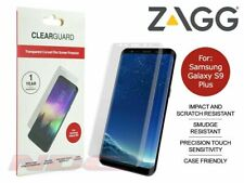 ZAGG ClearGuard Curved Film Screen Protector Samsung Galaxy S9+