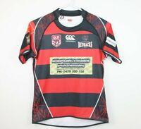 Mudgeeraba Redbacks Canterbury QRL Super Rare Players Jersey Size Men's XL