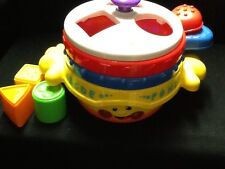 Fisher Price Laugh & Learn learning Pots & Pans 2004 Electronic Shape Sorter