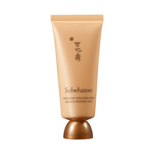 Sulwhasoo Overnight Vitalizing Mask 35ml x 2pcs (70ml) Anti-Aging US Seller