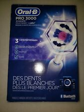 Oral-B Pro 3000 Rechargeable Toothbrush SmartSerie Bluetooth (4I)