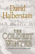 1st Ed The Coldest Winter: America and the Korean War David Halberstam