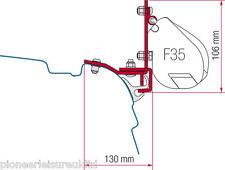 Fiamma Fitting Brackets Kit Multirail Reimo VW T5/T6  (98655-948)