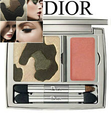 100% AUTHENTIC Ltd Edition DIOR JUNGLE PANTHER GOLDEN KHAKIS Lips & Eyes PALETTE