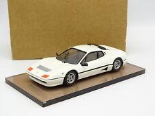 AMR Annecy Miniatures Kit Monté 1/43 - Ferrari 512 BB USA Blanche