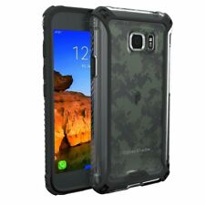 Poetic For Samsung Galaxy S7 Active Rugged Case [Affinity Series] TPU Cover BLK