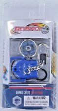 Beyblades GRAND CETUS Top Keychain Keyring w/ Launcher Ripcord S6 1943 Blue New