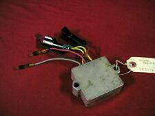 Mercury Seadoo Sportjet 240 240hp EFI M2 Voltage Regulator Rectifier OEM Mercury