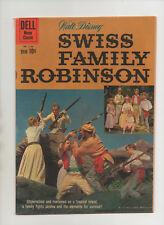 Dell Four Color #1156 - Swiss Family Robinson Photo Cover - (Grade 5.0) 1960